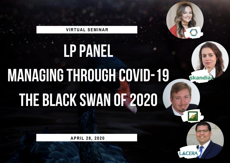 Managing Through COVID-19, The Black Swan Of 2020