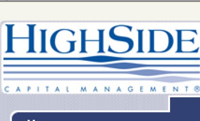 Highside Capital Management profile image