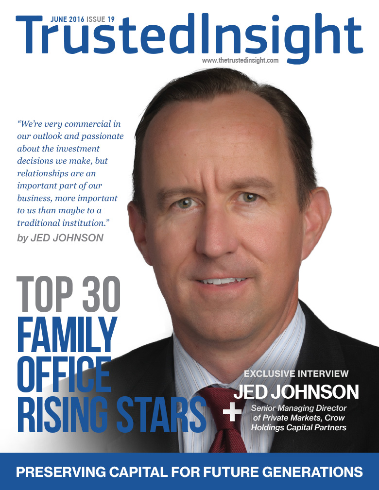 Trusted Insight | Top 30 Family Office Rising Stars 2016 - issue 1
