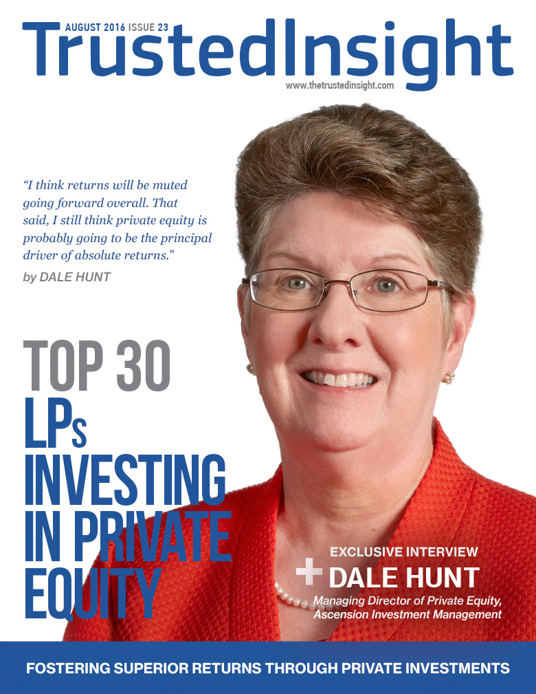 Trusted Insight | Top 30 LPs Investing In Private Equity