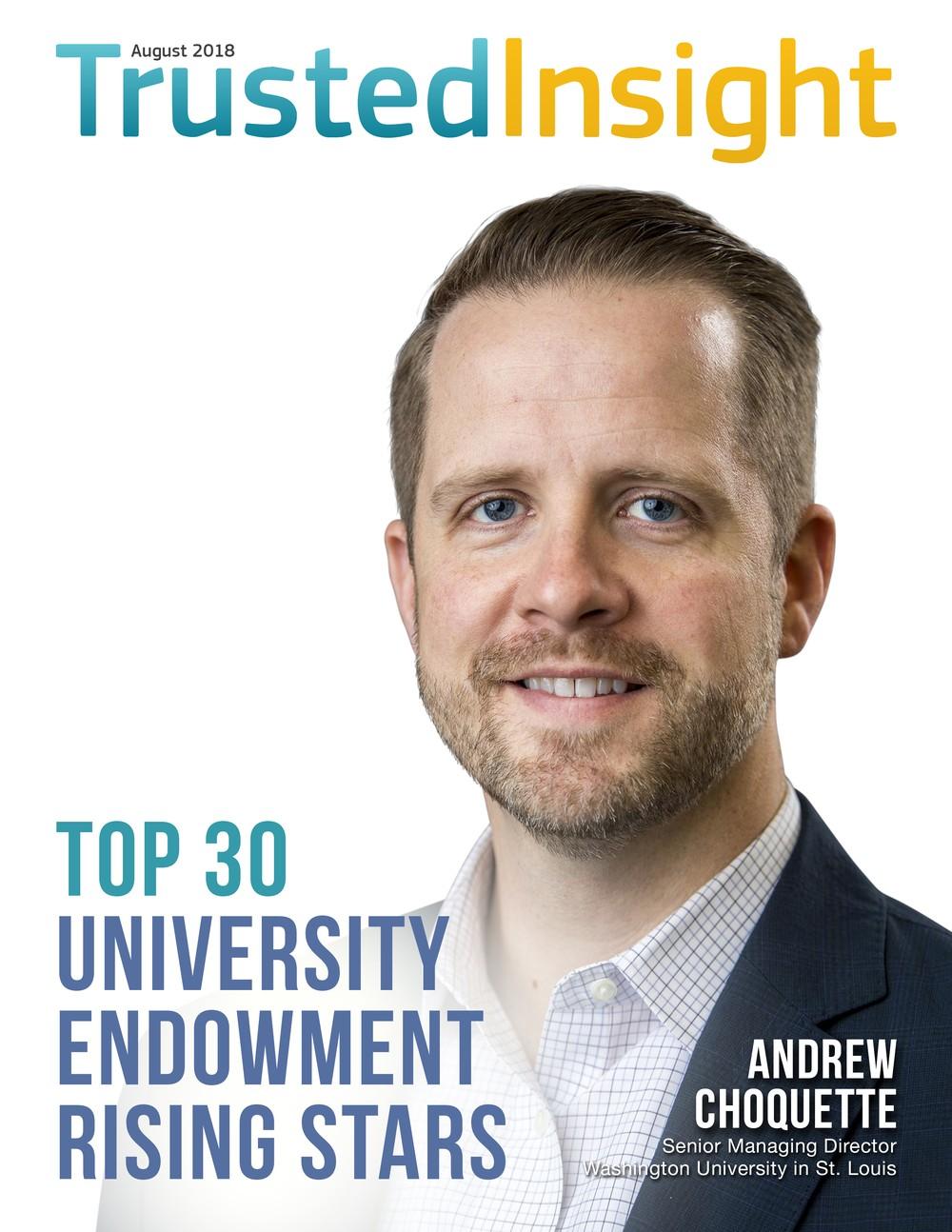 Trusted Insight | Top 30 University Endowment Rising Stars