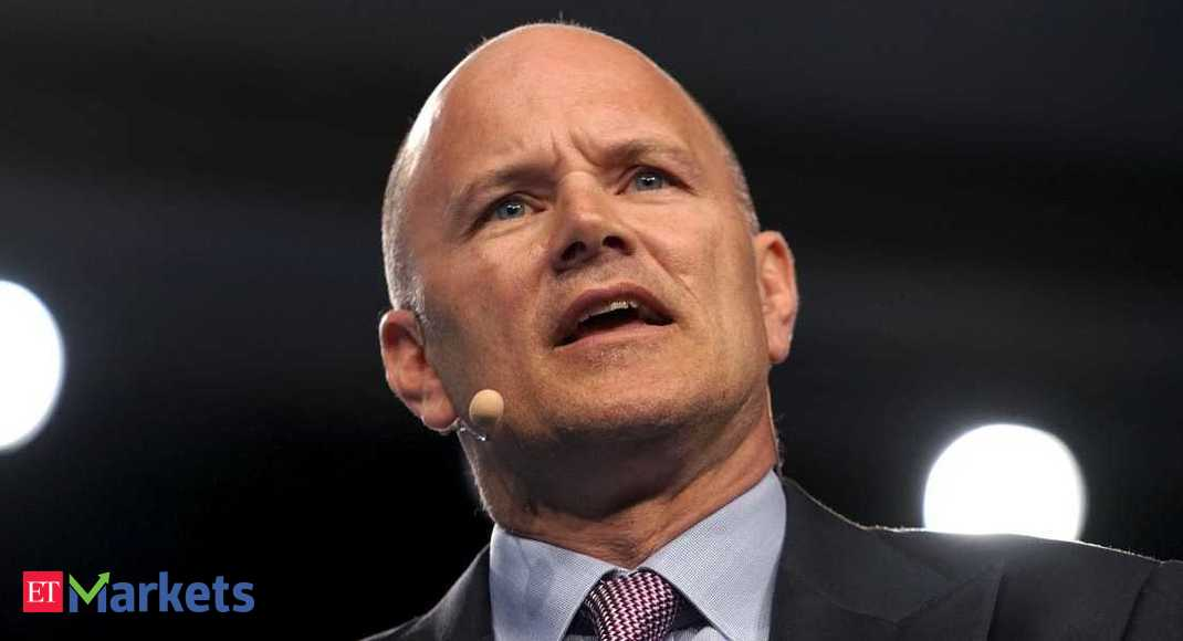 Access here alternative investment news about Novogratz Says Stock-market Bubble Will Probably Pop If Biden Wins - The Economic Times