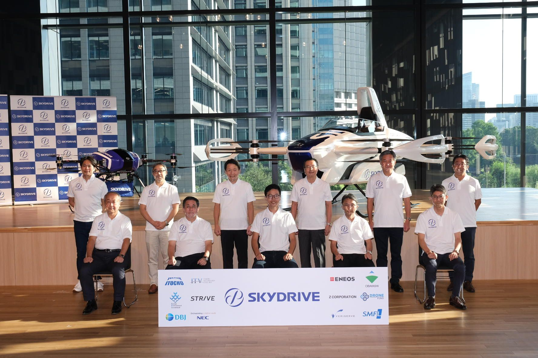 Access here alternative investment news about Japanese Flying Car Developer Skydrive Raises $37M In Series B