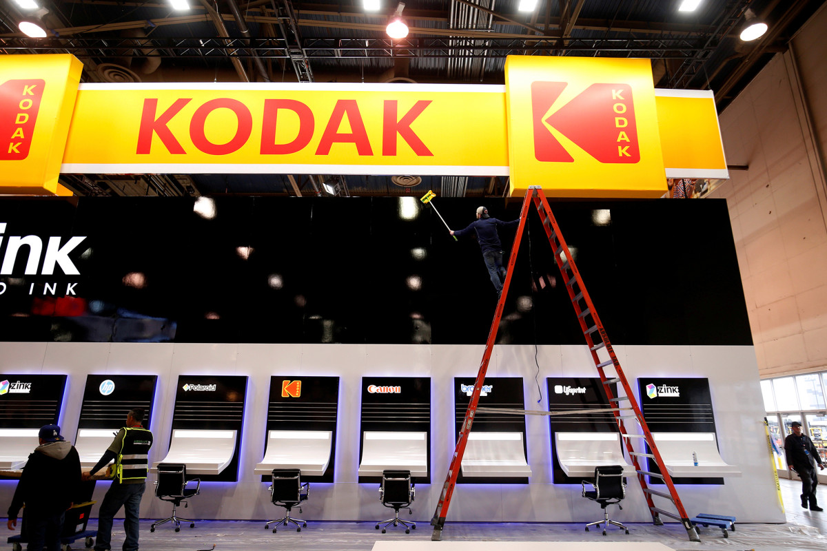 Access here alternative investment news about Hedge Fund Stake Sends Shares In Kodak Up 65 Percent