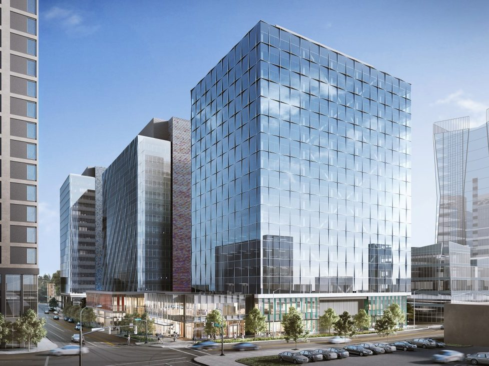 Access here alternative investment news about Amazon's Bellevue Expansion Continues With 2 Msf Lease
