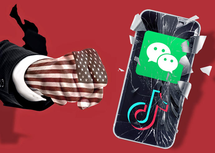 Access here alternative investment news about Trump's Tiktok, Wechat Bans Could Get Messy For Real Estate