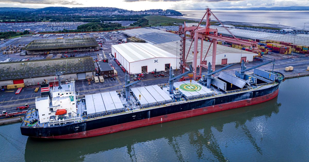 Access here alternative investment news about Bristol Set To Tap Into Steel Market With New Portside Facility