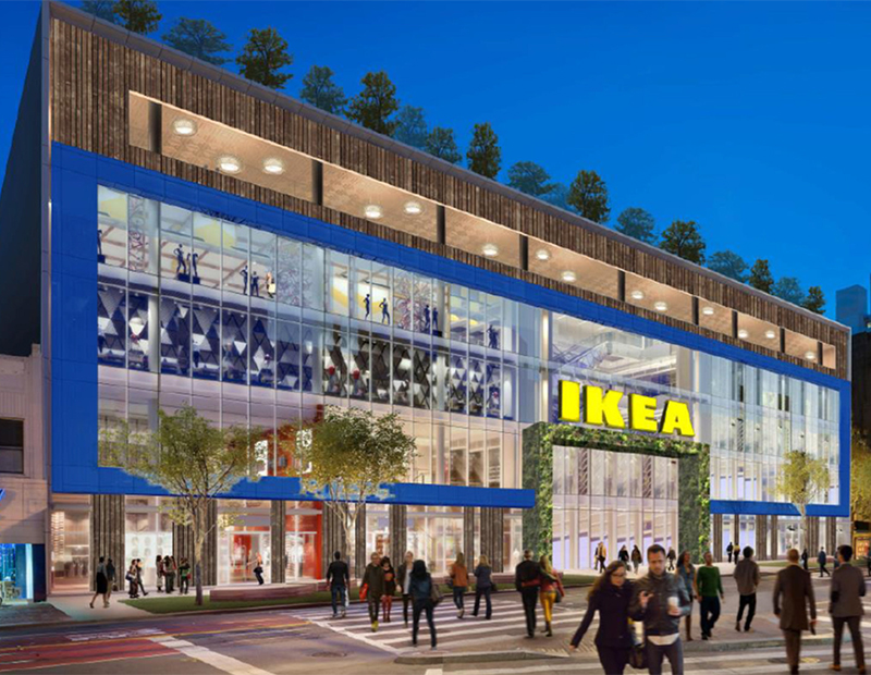 Access here alternative investment news about Ikea's Parent Eyes $260M San Francisco Project
