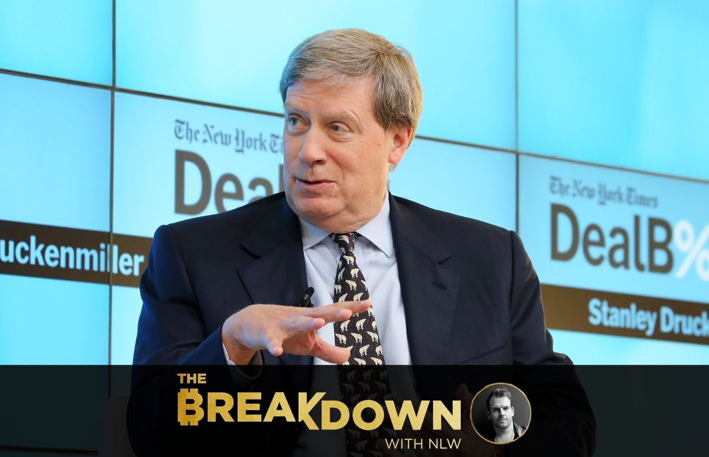 Access here alternative investment news about 'absolute Raging Mania': Druckenmiller Thinks 10% Inflation Possible