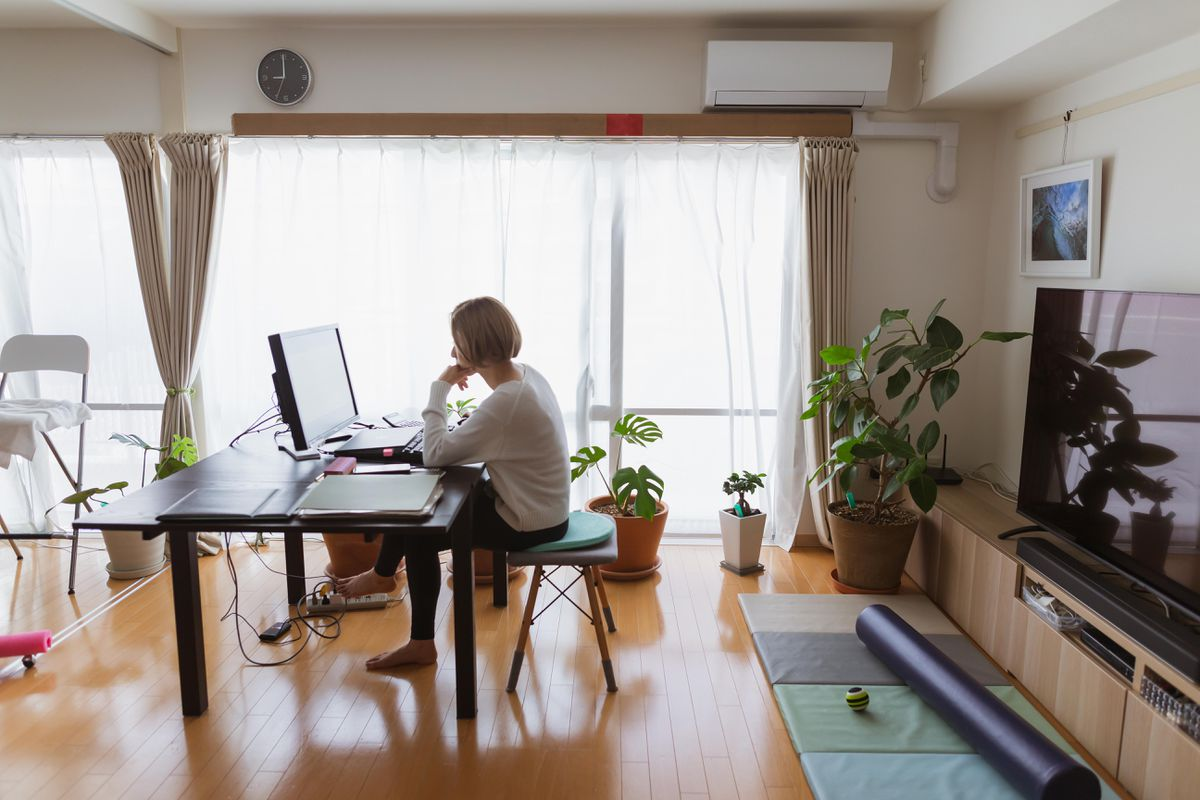 Access here alternative investment news about What It Might Mean If We All Work From Home?