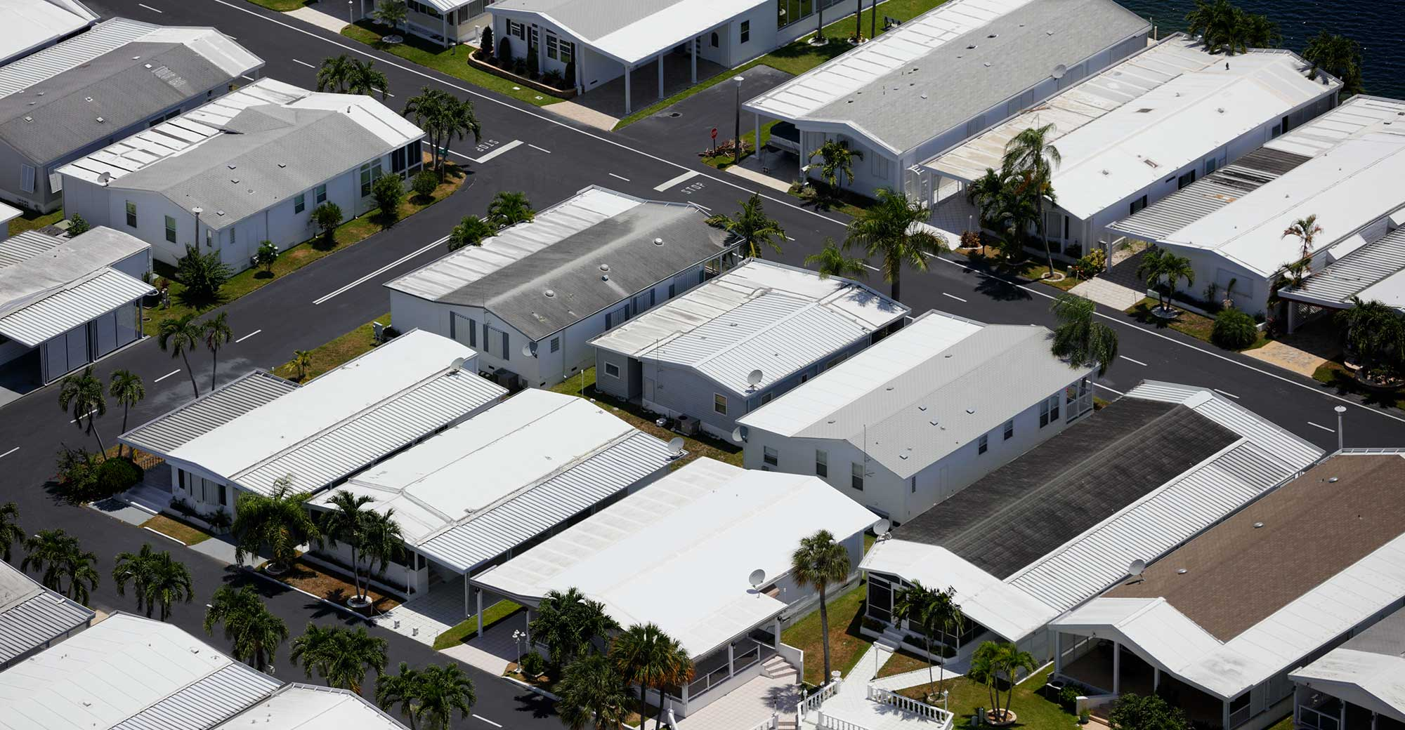 Access here alternative investment news about Blackstone Looking To Buy Mobile Home Parks In $550M Deal | National Real Estate Investor