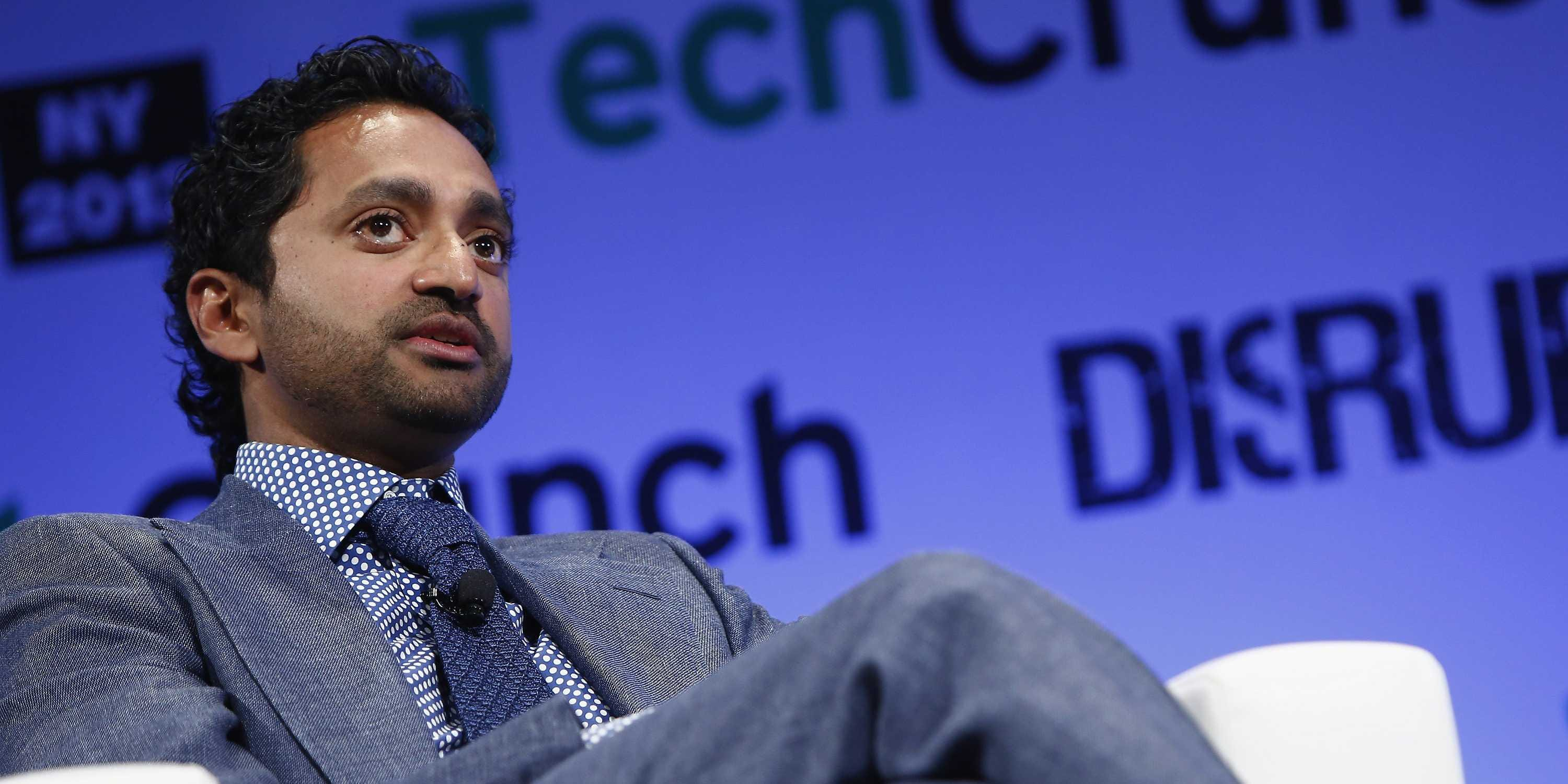 Access here alternative investment news about Billionaire Investor Chamath Palihapitiya Reportedly Plans To Raise $500M With 4th Spac As Blank-check Spree Continues | Markets Insider