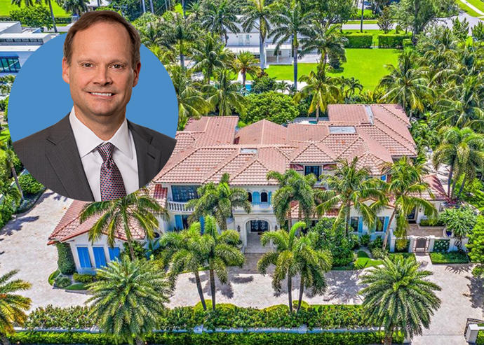 Access here alternative investment news about Andrew Richardson, Real Estate Exec, Sells Boca Home For $5M