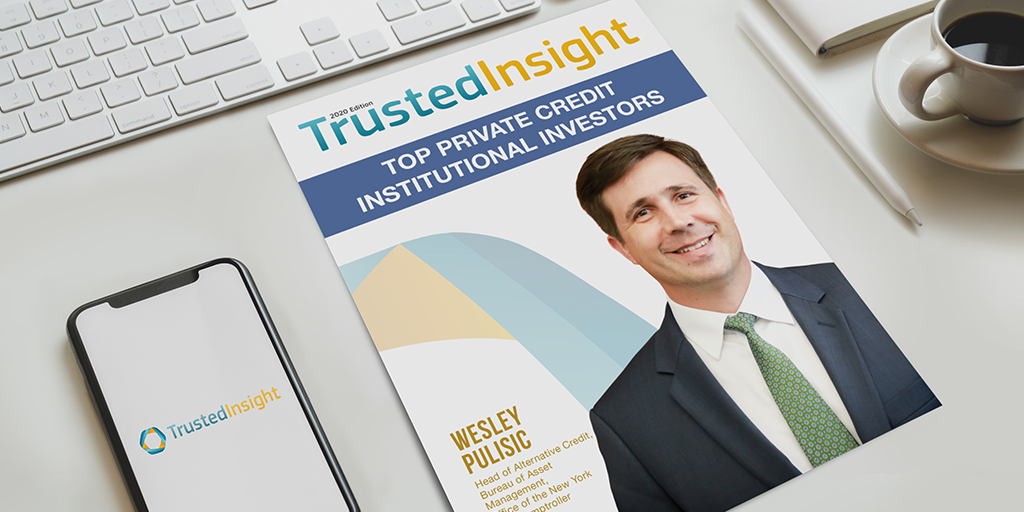 Access here alternative investment news about City Of New York Focused On Creating 'Resilient And Prudent' Portfolios   Wesley Pulisic, Head Of Alternative Credit   Q&A