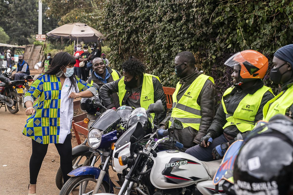 Access here alternative investment news about Why Bill Gates Is Supporting A Nonprofit To Train Motorbike Taxi Drivers In Kenya