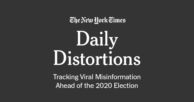 Access here alternative investment news about Disinformation In The 2020 Presidential Election: Latest Updates - The New York Times