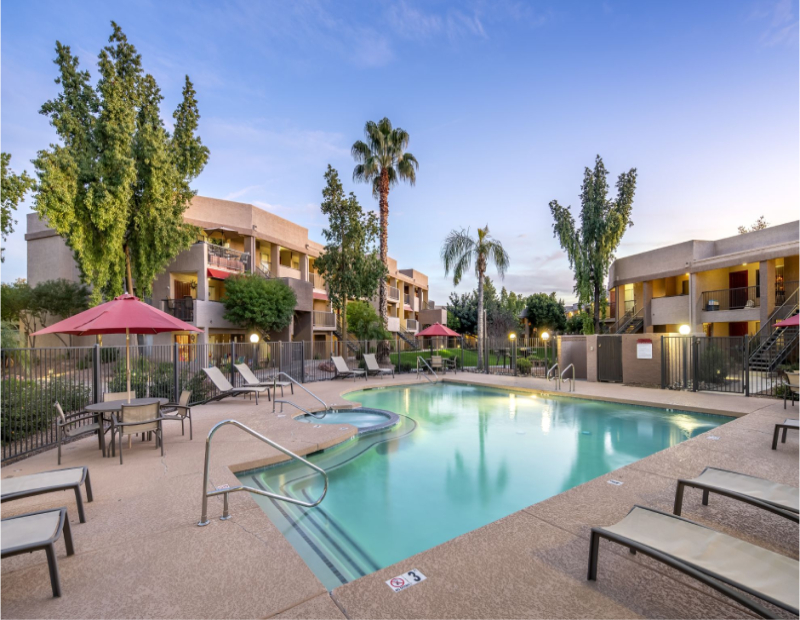 Access here alternative investment news about S2 Capital Pays $55M For Suburban Phoenix Apartments