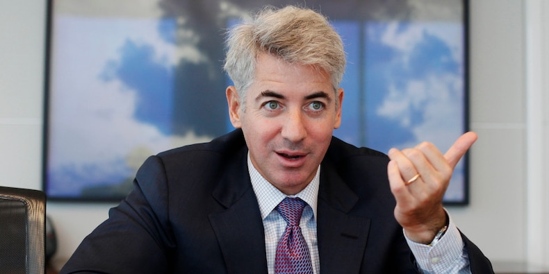 Access here alternative investment news about Billionaire Investor Bill Ackman Likely Lost More Money On Warren Buffett's Berkshire Hathaway Than 'anyone In The World' | Markets Insider