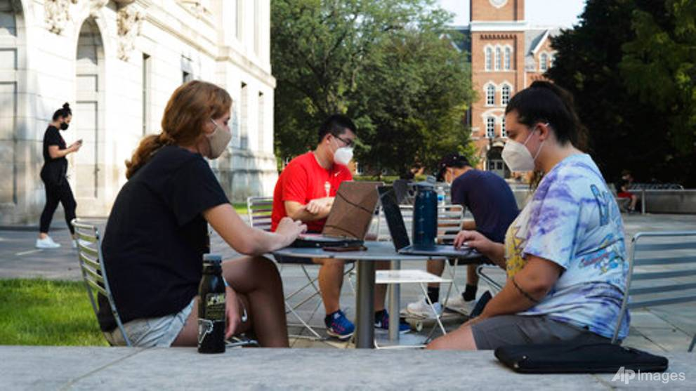 Access here alternative investment news about Covid-19 Pandemic Pushes Steep Drop In Foreign College Students In Us - Cna