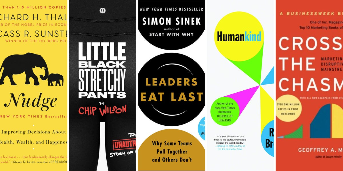 Access here alternative investment news about 14 Books That Help Founders Do Everything Better, According To Vcs