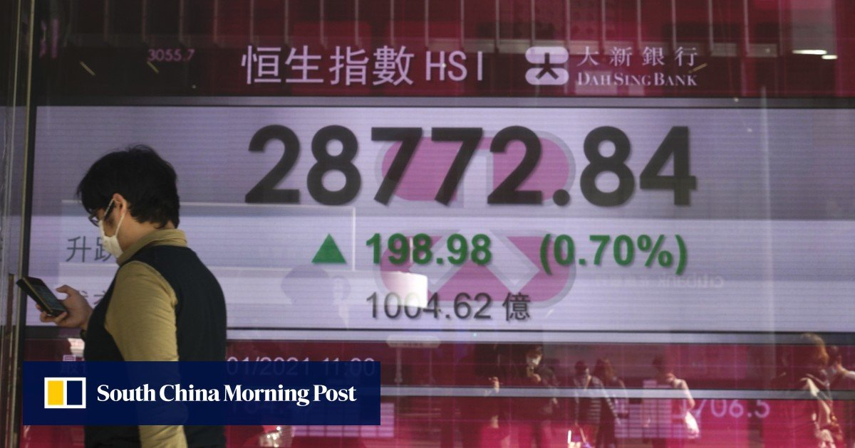 Access here alternative investment news about Hong Kong Stock Market Starts The Week Strong As Surging Tech Shares Overcome China's Slowing Recovery And Fears About Reddit Traders' Assault On Hedge Funds   South China Morning Post