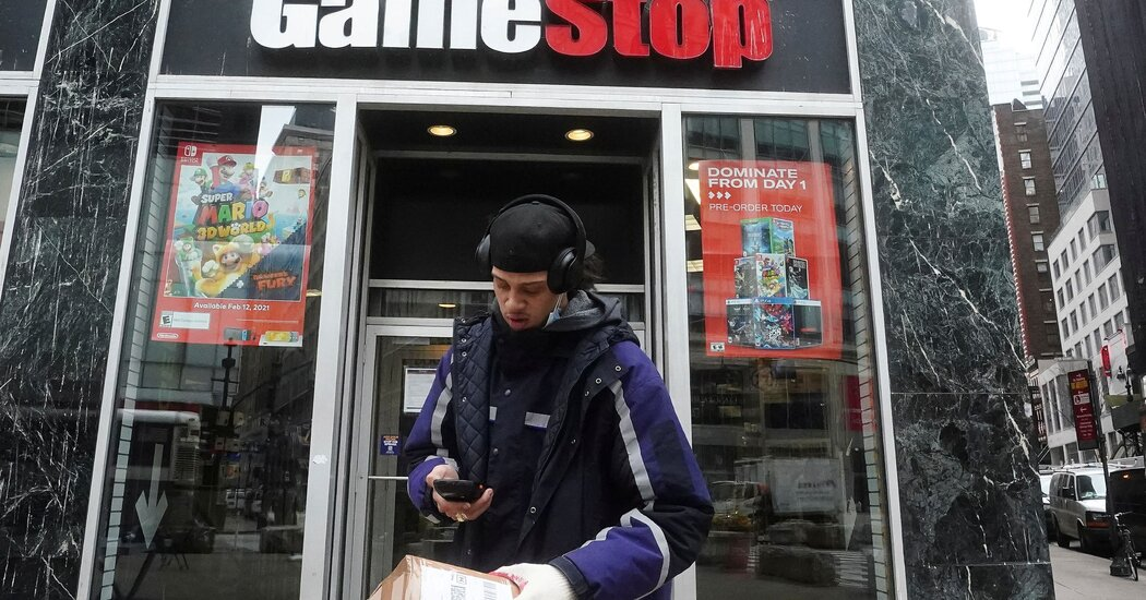 Access here alternative investment news about What Gamestop Might Really Be Worth - The New York Times
