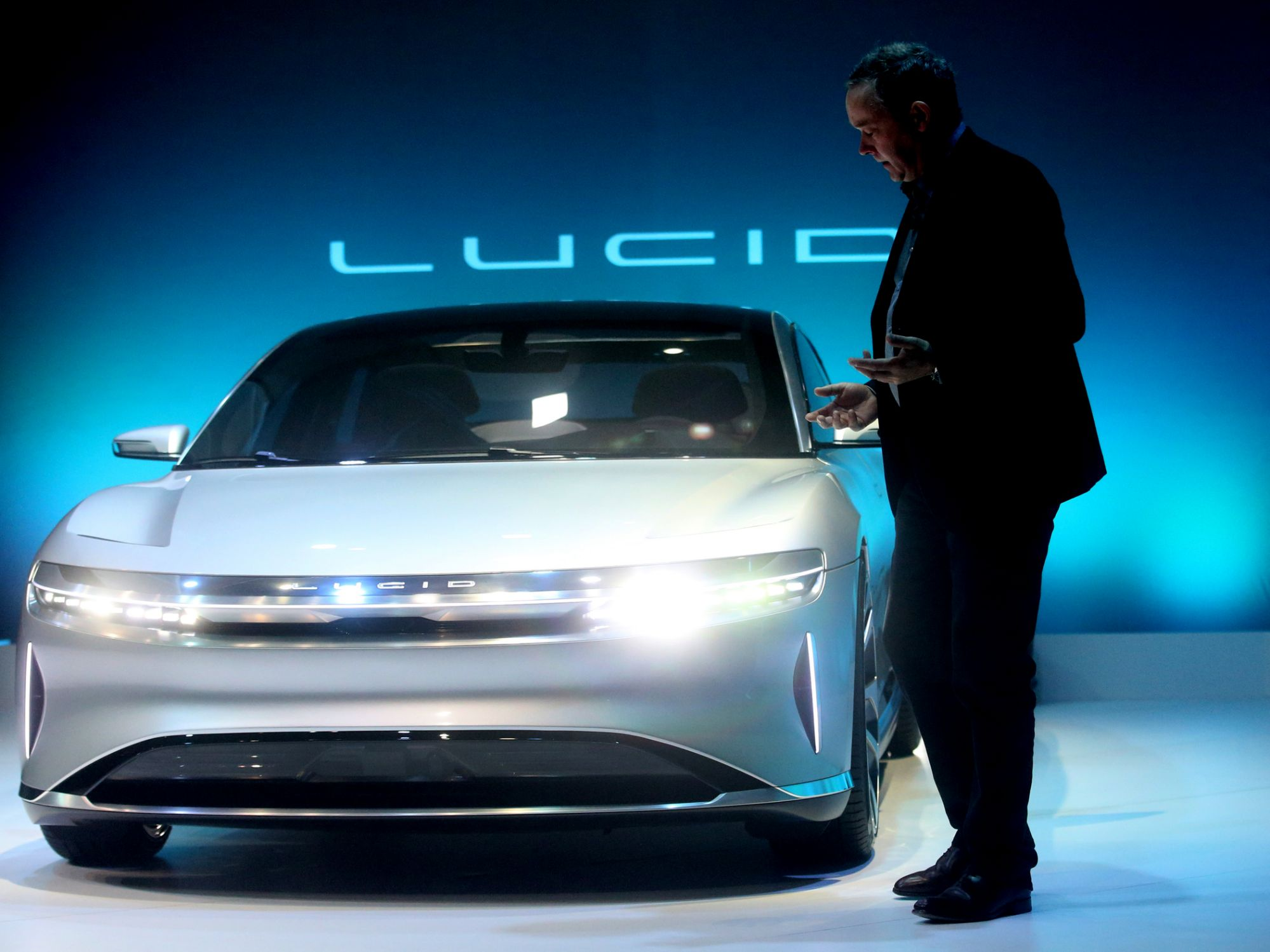 Access here alternative investment news about Lucid Motors And Churchill Capital Confirm Spac Deal: Cciv Share Tank