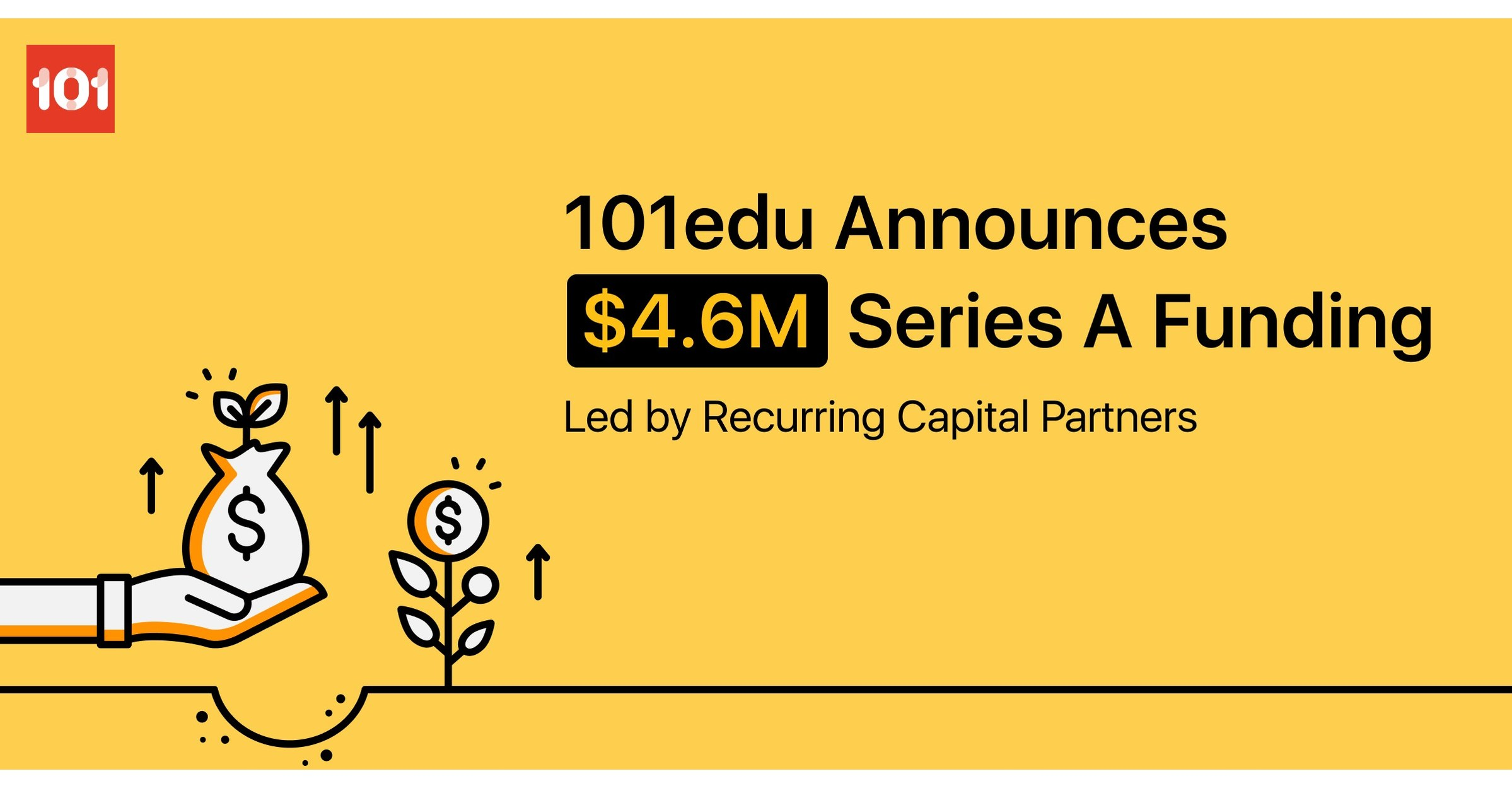 Access here alternative investment news about 101edu Closes Oversubscribed $4.6M Series A Round Led By Recurring Capital Partners