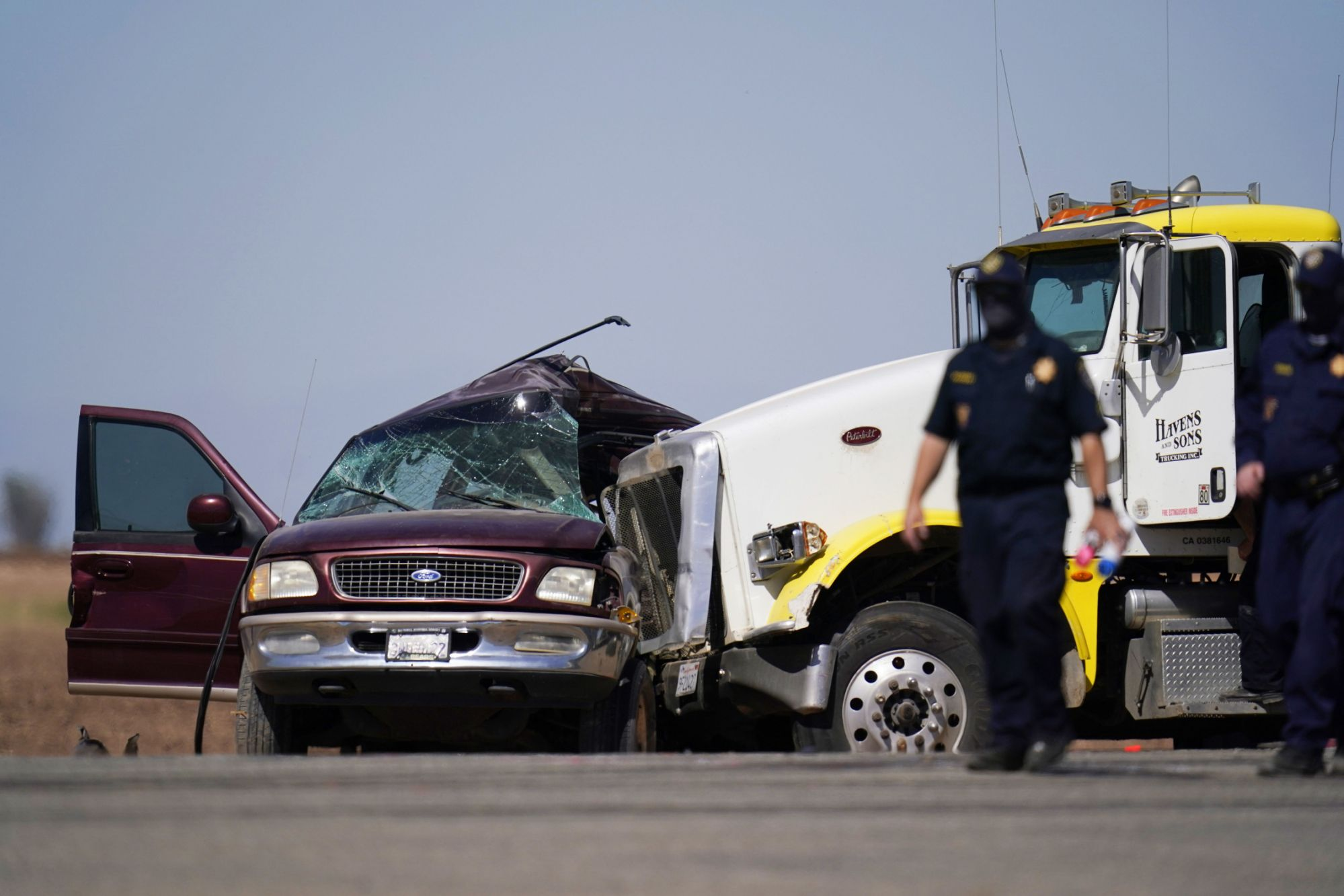 Access here alternative investment news about California Crash Kills 13 Of 25 People Crammed Into Suv