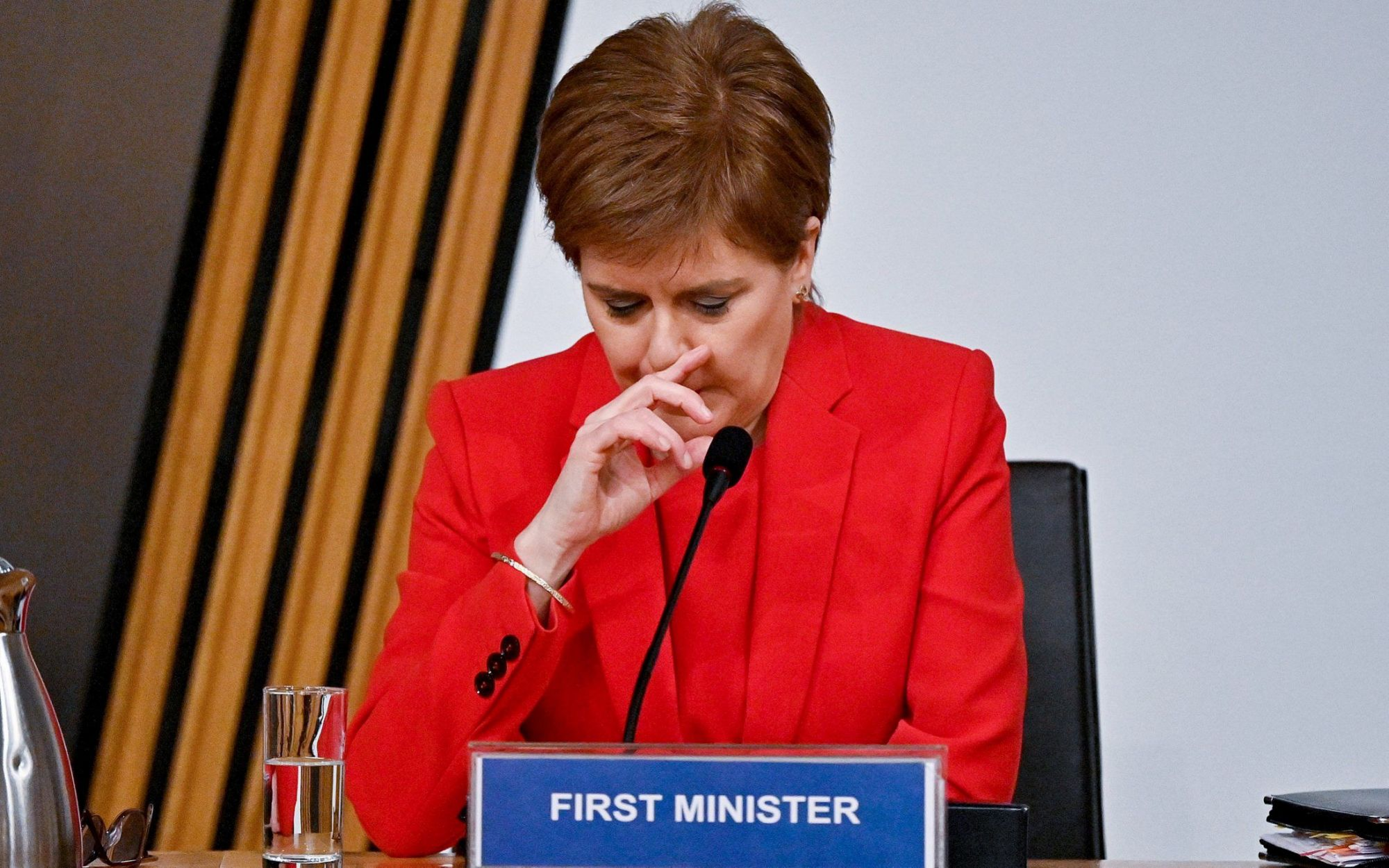 Access here alternative investment news about Nicola Sturgeon Chokes Back Tears As She Rejects 'absurd' Claims She Was Out To Destroy Alex Salmond