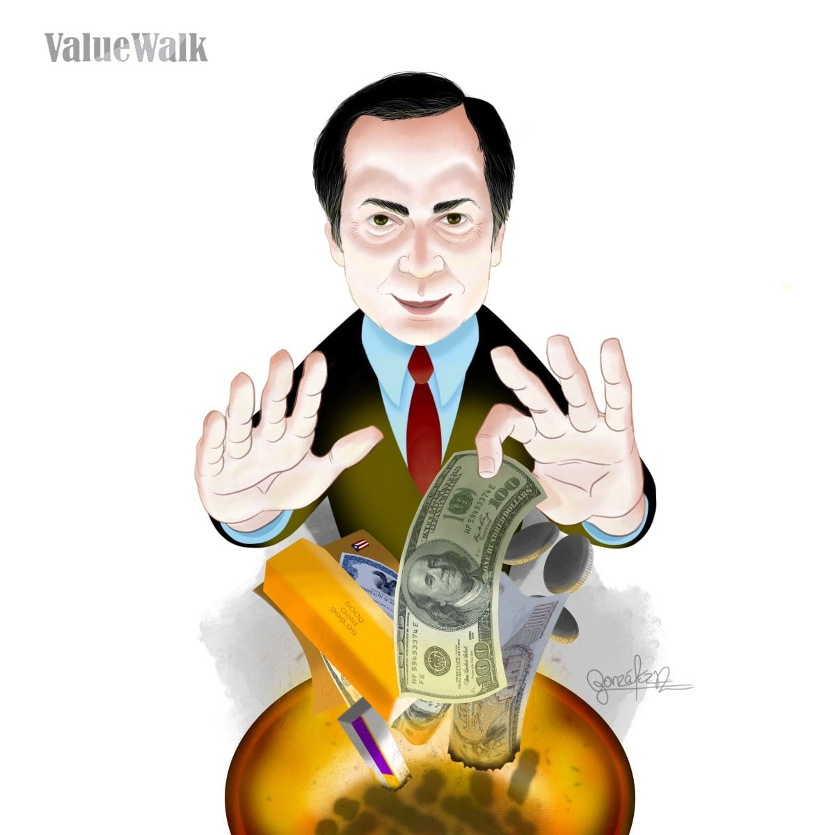 Access here alternative investment news about These Are The Top Ten Picks Of John Paulson