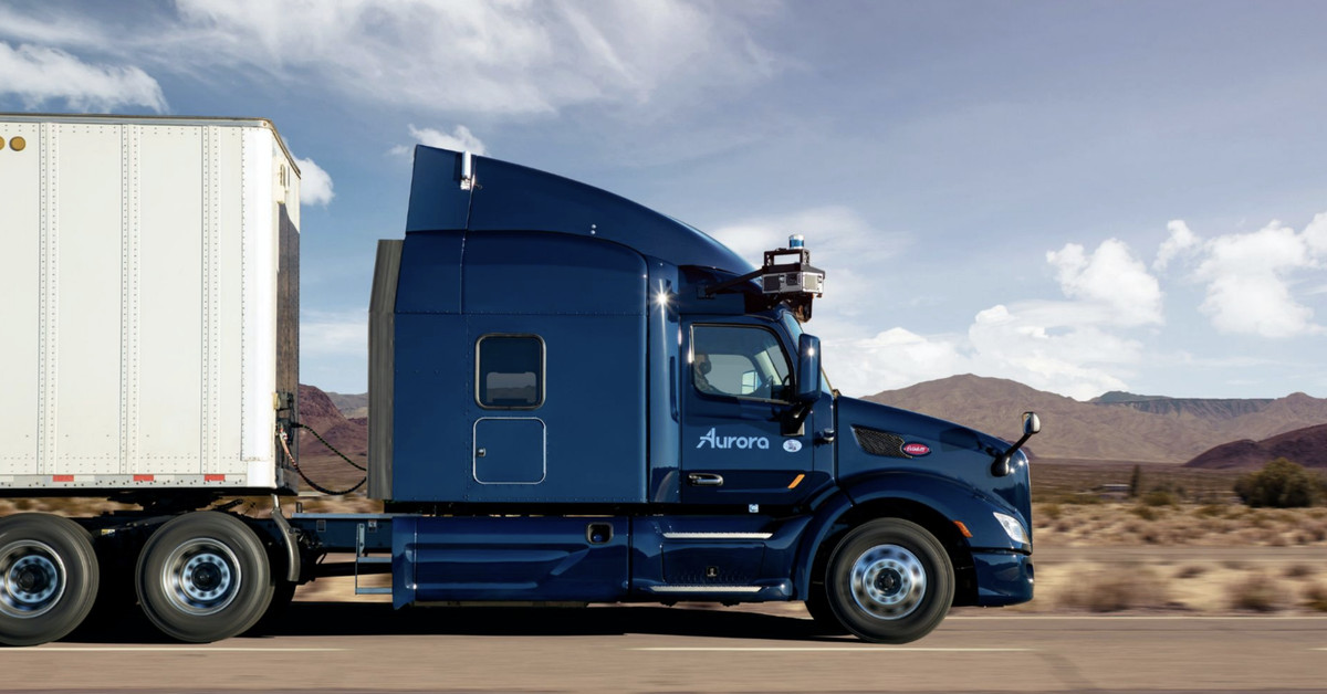 Access here alternative investment news about Self-driving Startup Aurora Will Raise $2B In Spac Merger