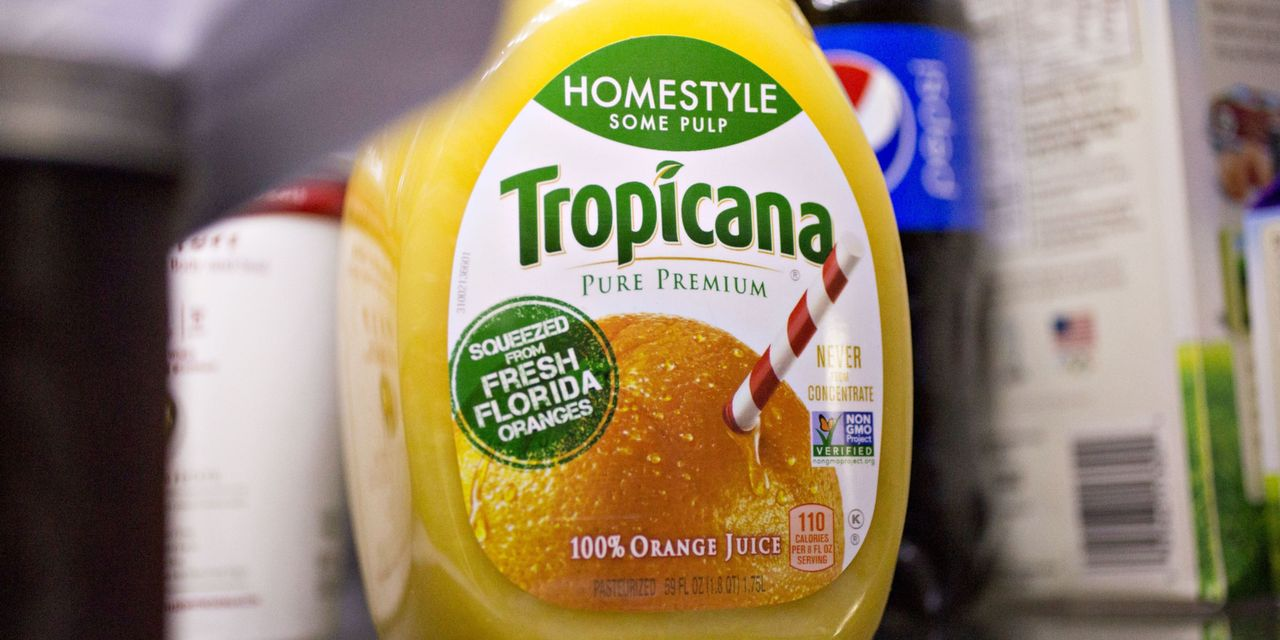 Access here alternative investment news about Pepsico To Sell Tropicana, Naked Juice Brands To Private-equity Firm