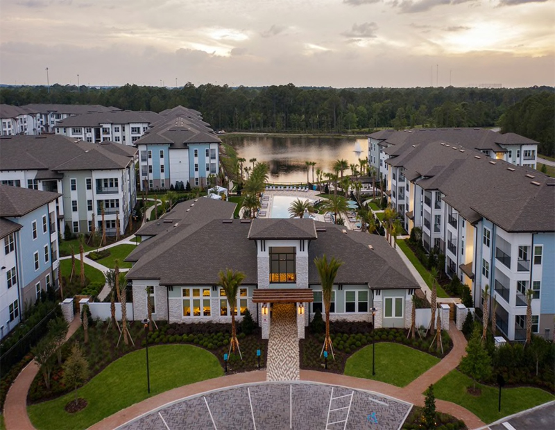 Access here alternative investment news about Sentinel Real Estate Nabs Jacksonville Community