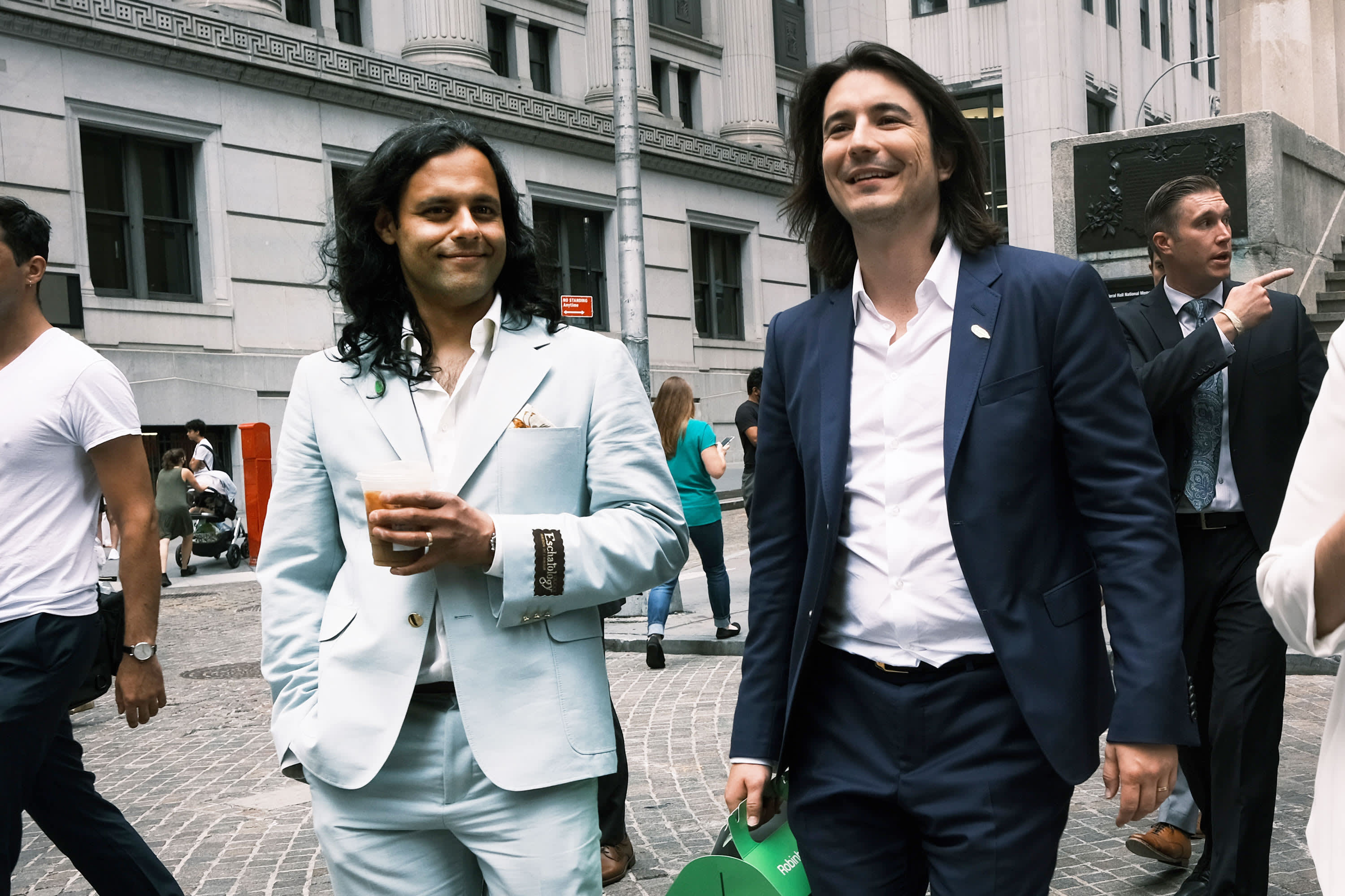Access here alternative investment news about Robinhood Surges As Much As 81% In Second Day Of Wild Trading
