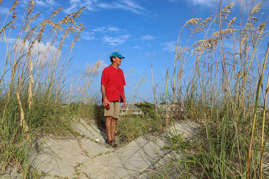 Access here alternative investment news about Climate Change Reshapes Us Coast, And Dune Sculptors Are In Demand