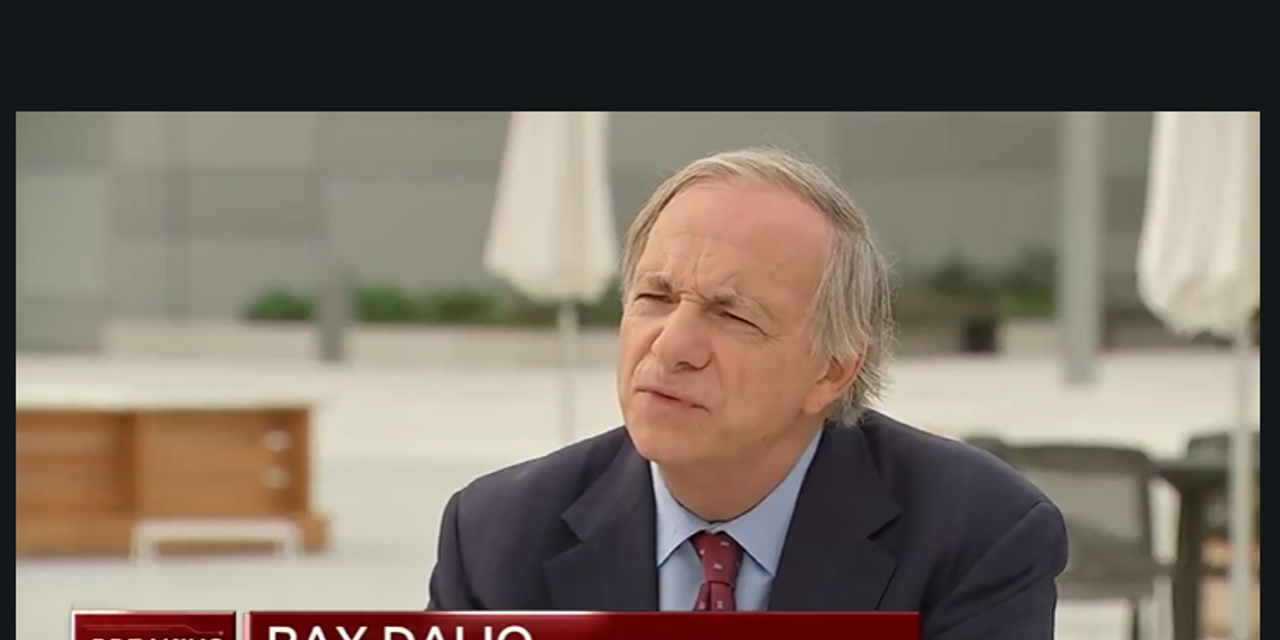 Access here alternative investment news about At End Of The Day, If Bitcoin Is Successful Governments Will 'kill It,' Says Ray Dalio