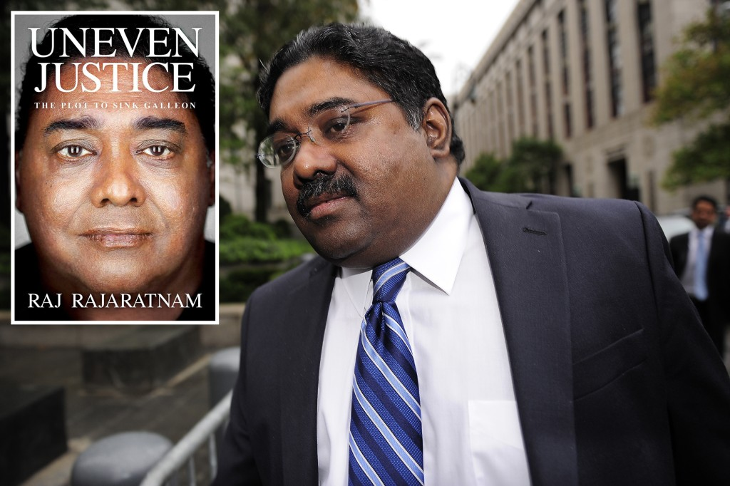 Access here alternative investment news about Convicted Hedge Fund Founder Raj Rajaratnam Releases Book - News Chant Usa