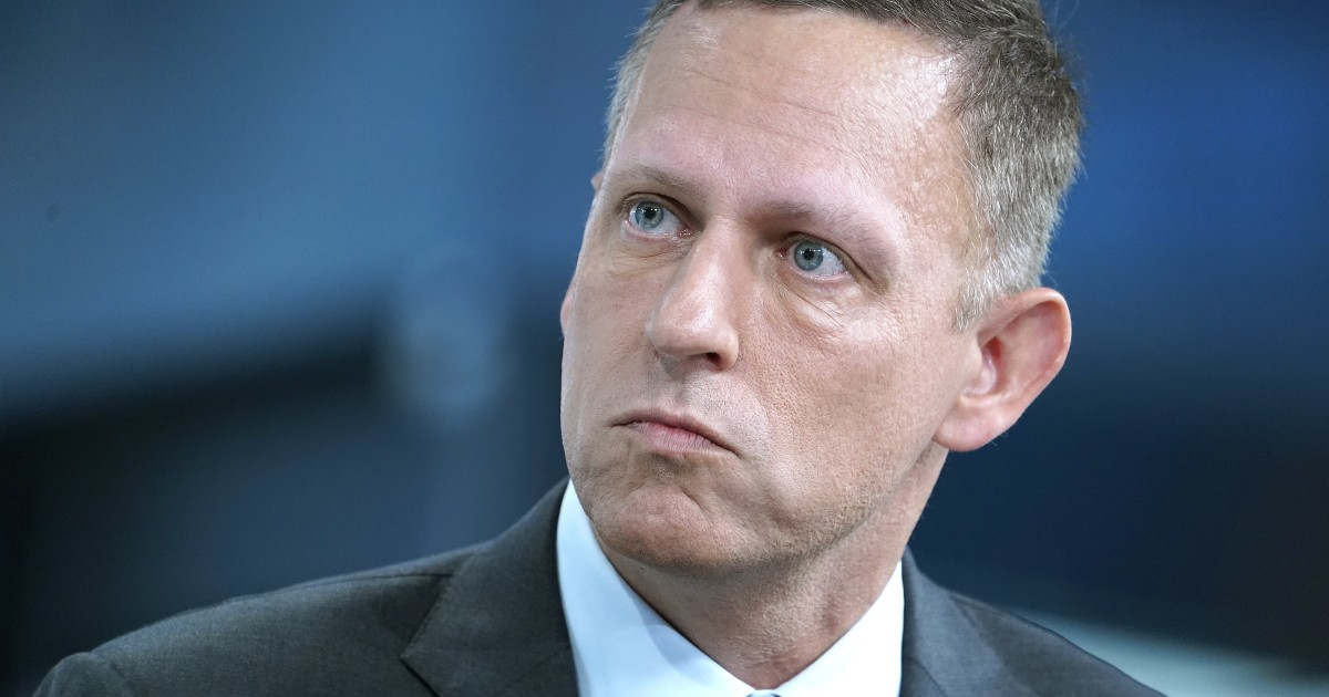 """Access here alternative investment news about Review: """"the Contrarian,"""" Max Chafkin's New Peter Thiel Bio - Los Angeles Times"""