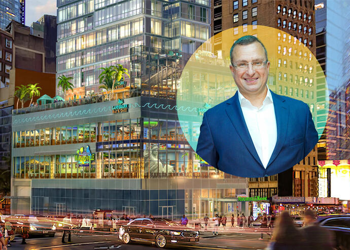 Access here alternative investment news about Soho Properties Lands Nyc's Biggest Hotel Refi Of 2021 For Margaritaville