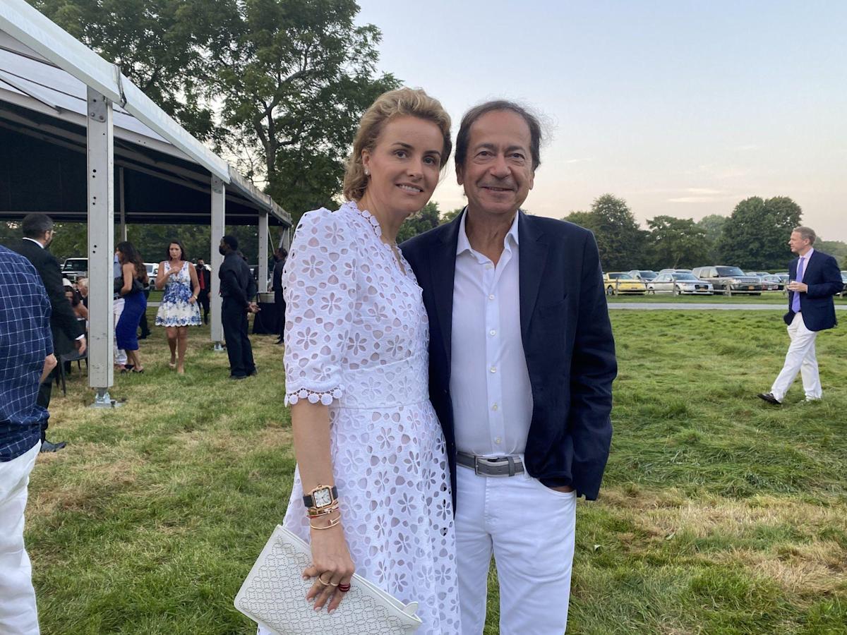 Access here alternative investment news about John, Jenny Paulson To Divorce In Latest Billionaire Split