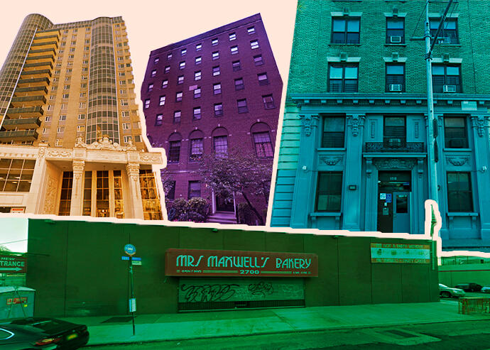 Access here alternative investment news about Nyc Mid-september I-sales Range From Section 8 To Luxury Condos