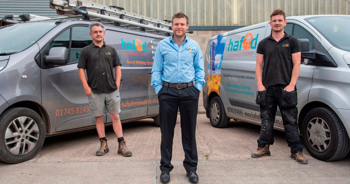 Access here alternative investment news about Denbighshire Green Energy Company Is Heading West As Demand For Renewables Spikes
