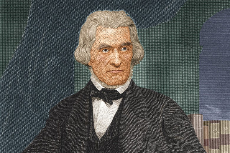 Access here alternative investment news about John C. Calhoun And The Federal Government: How Pro-slavery Ideology Led To A Rejection Of Infrastructure Spending.