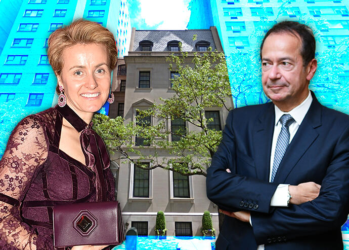 Access here alternative investment news about Here Are The Homes That Billionaire Paulsons Will Be Sparring Over