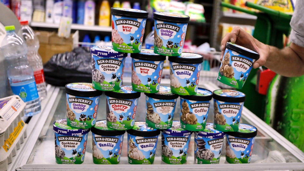 Access here alternative investment news about Texas Limits Business With Ben & Jerry's Over Israel Move