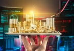 Access here alternative investment news about While Big Banks Hesitate, Small Banks Seize The Crypto Scene