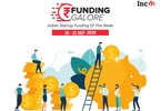 Access here alternative investment news about Funding Galore: Indian Startup Funding Of The Week [16-21 Sept]