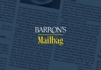 Access here alternative investment news about Letters To The Editor Of Barron's - Barron's