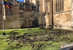 Access here alternative investment news about Extinction Rebellion Dig Up Cambridge University Lawn | The Independent